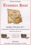 Treasure Hunt Poster png